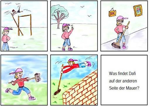 Bildergeschichte Zirkus Grundschule The Shocking